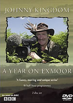 Johnny Kingdom - A Year On Exmoor DVD cover